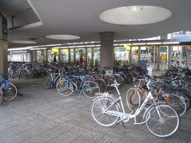 Mnichov na kole