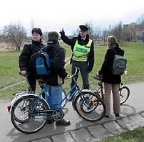 Několik zajímavostí ze silničního zákona, týkajících se cyklistů
