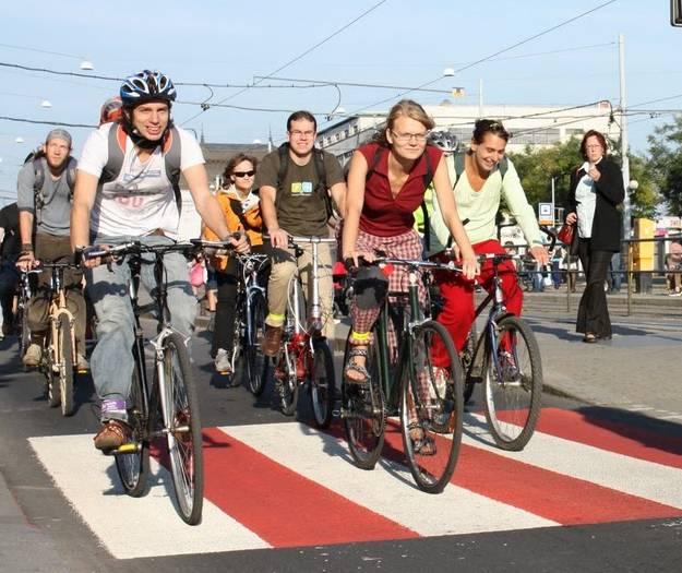 Cyklojízda 23. září 2010