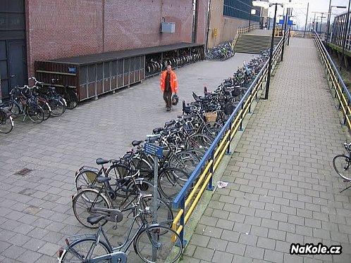 Houten – město vymyšlené kvůli cyklistům