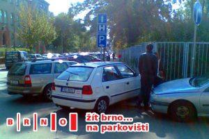 Kudy vede cesta ul. Černopolní