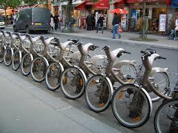 BikeSharing v Brně