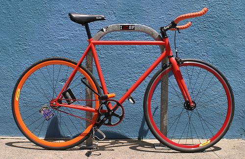 Jak dobře zamykat kolo