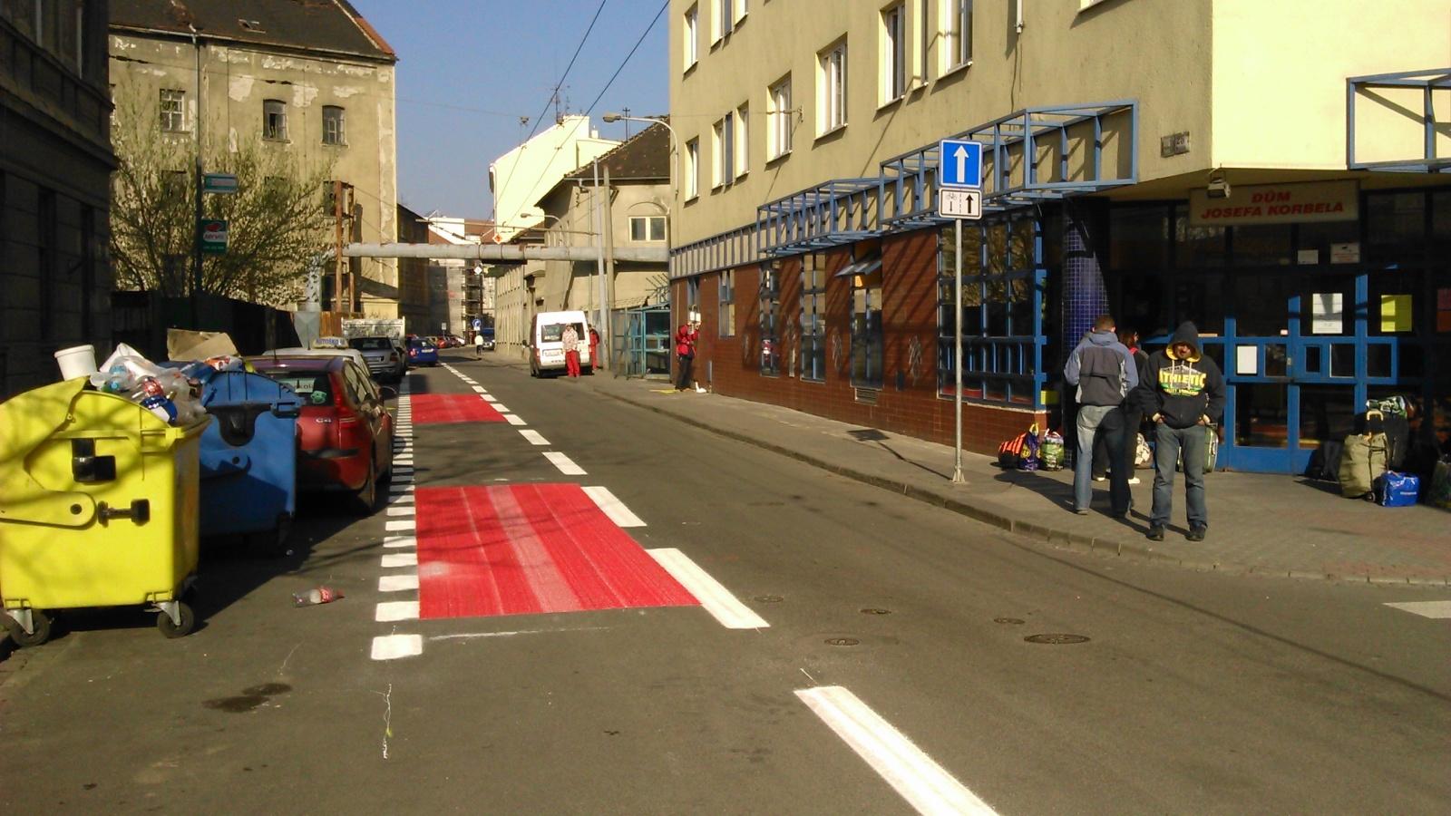 Změny v ulicích (červenec 2014)