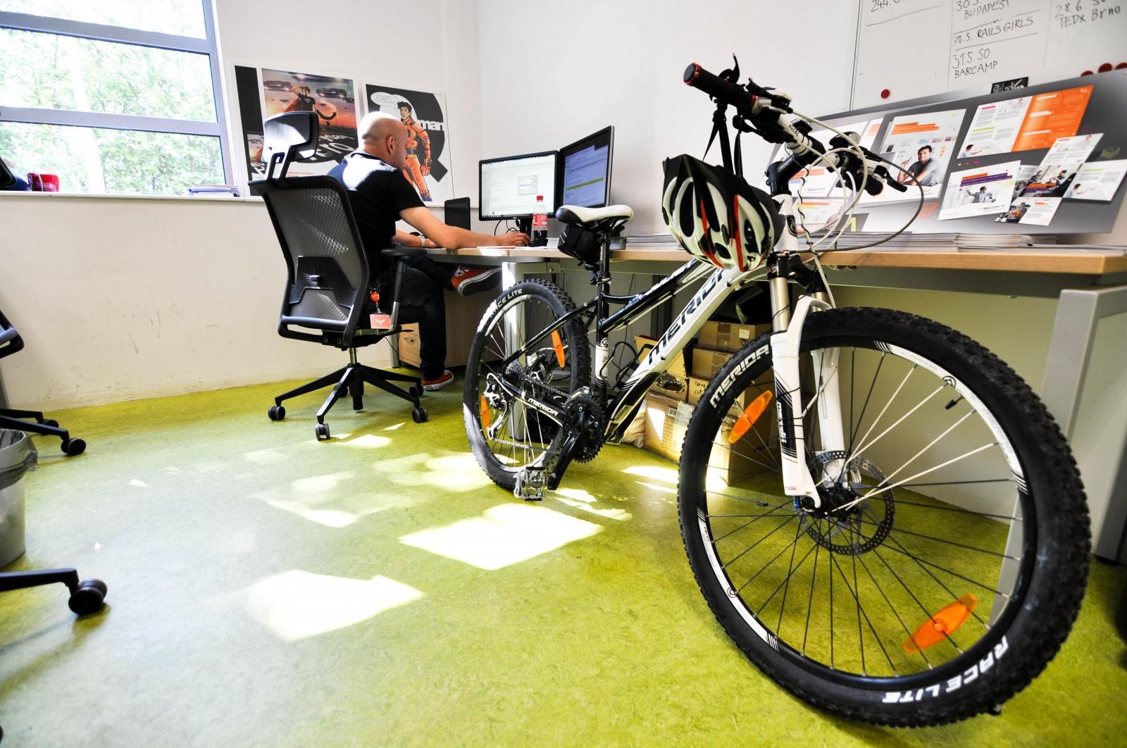 Jak na úspěšnou firemní cyklokulturu? Y Soft nabízí odpověď