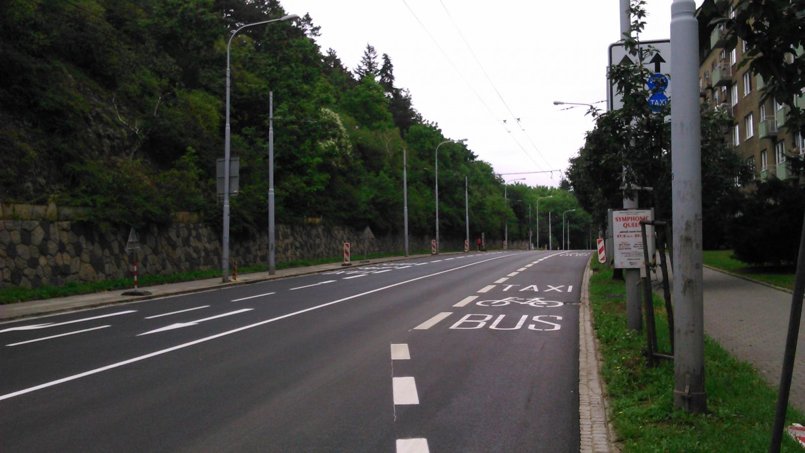 Změny v ulicích (prosinec 2014)