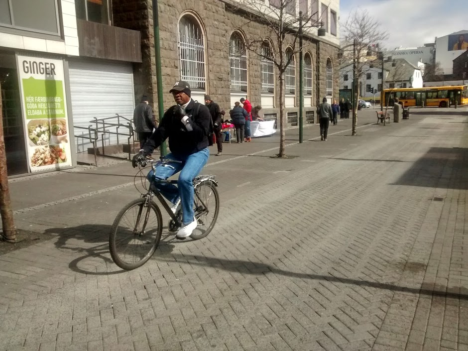 The world of cyclists in Utrecht