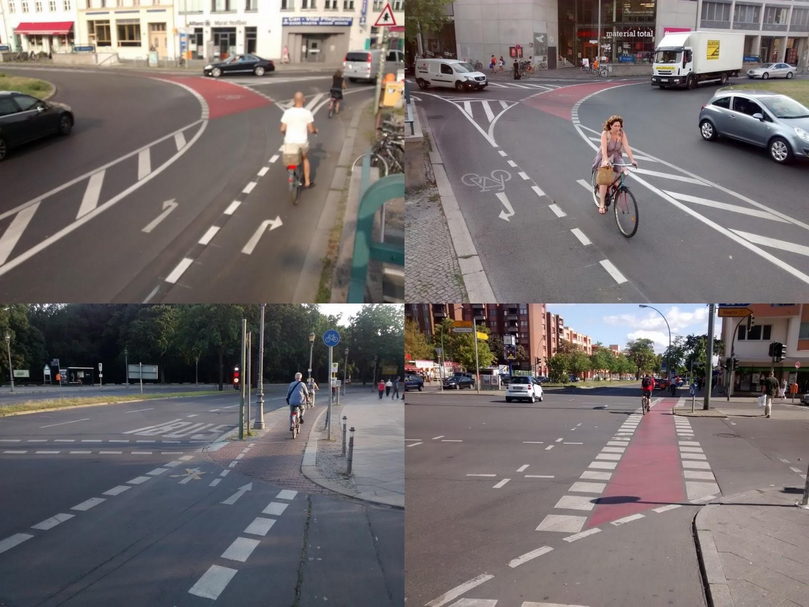 Berlín na kole