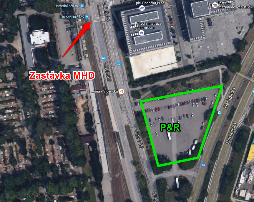 Park & Ride přichází do Brna. Jaké jsou vyhlídky?