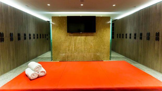 Dekadentní opulence: sprchy pro dojížďku do práce