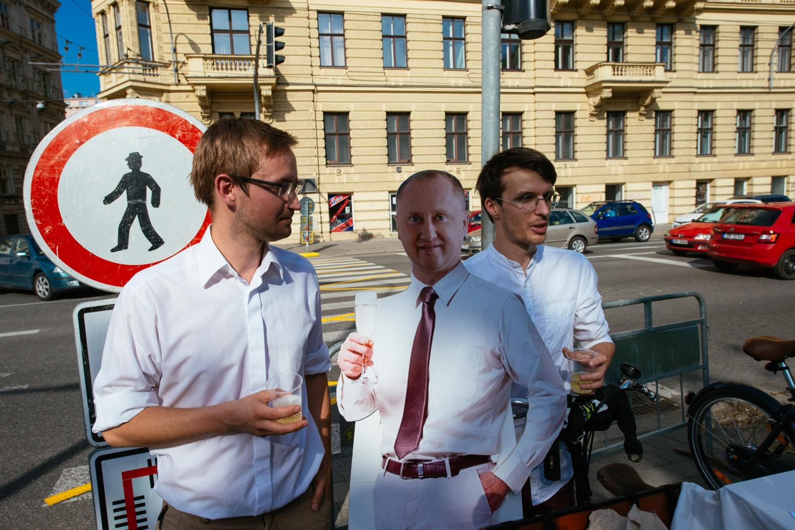 TZ: Občané požadují obnovení přechodů a Brno bez bariér