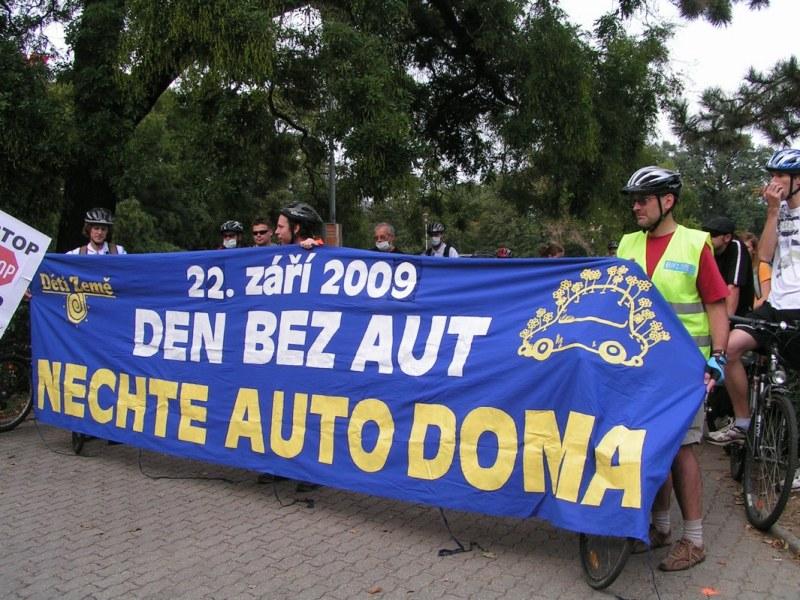 Cyklojízda v Brně – 24.9.2009