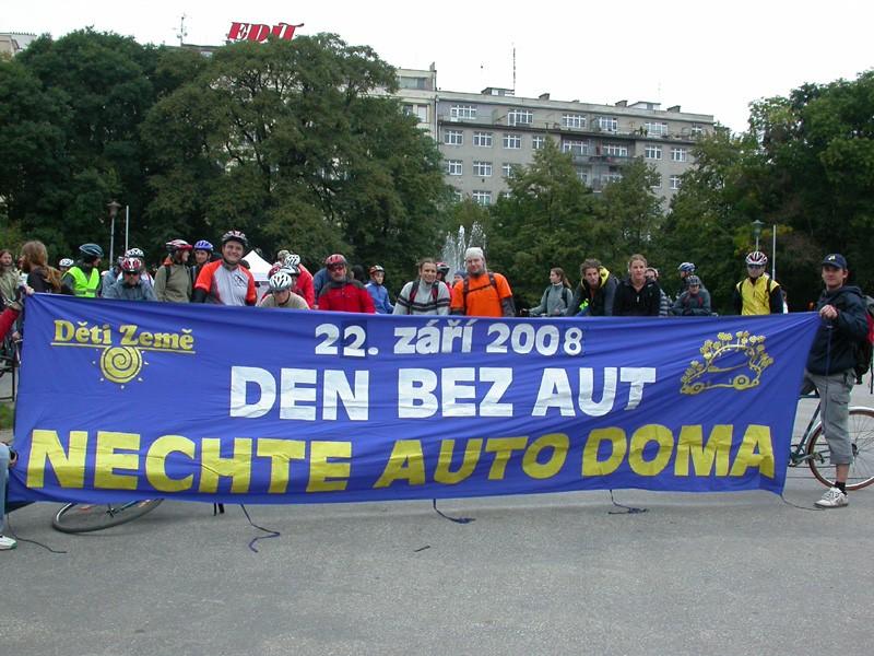 ETM podzimní cyklojízda 2008