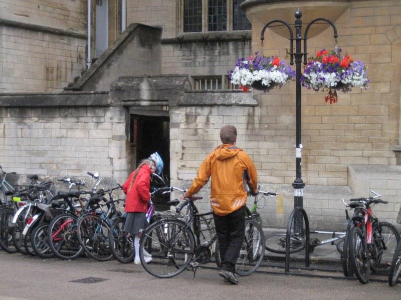 Inspirace z Oxfordu