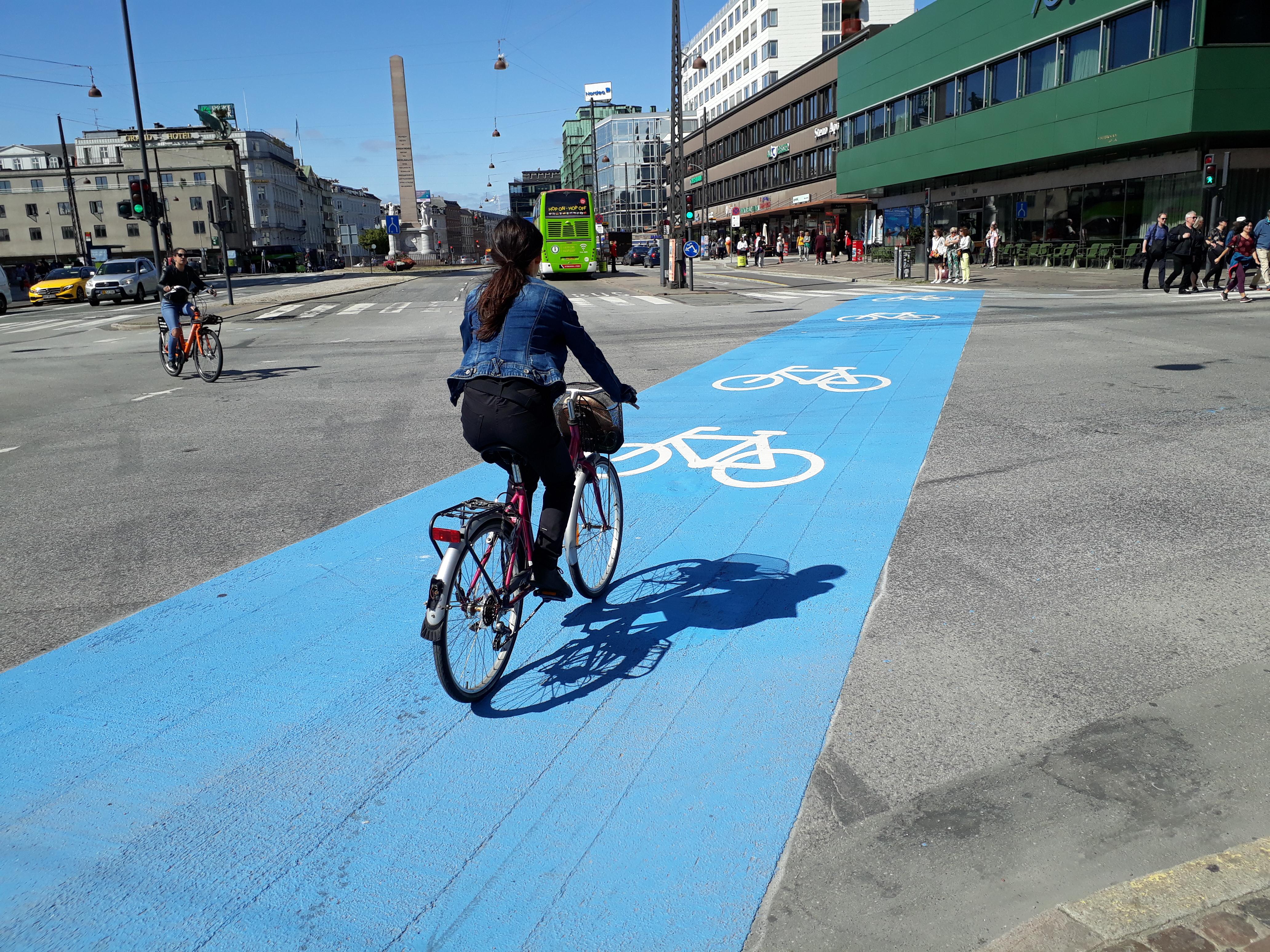 Cyklodoprava po dánsku – Kodaň, venkov a Aarhus