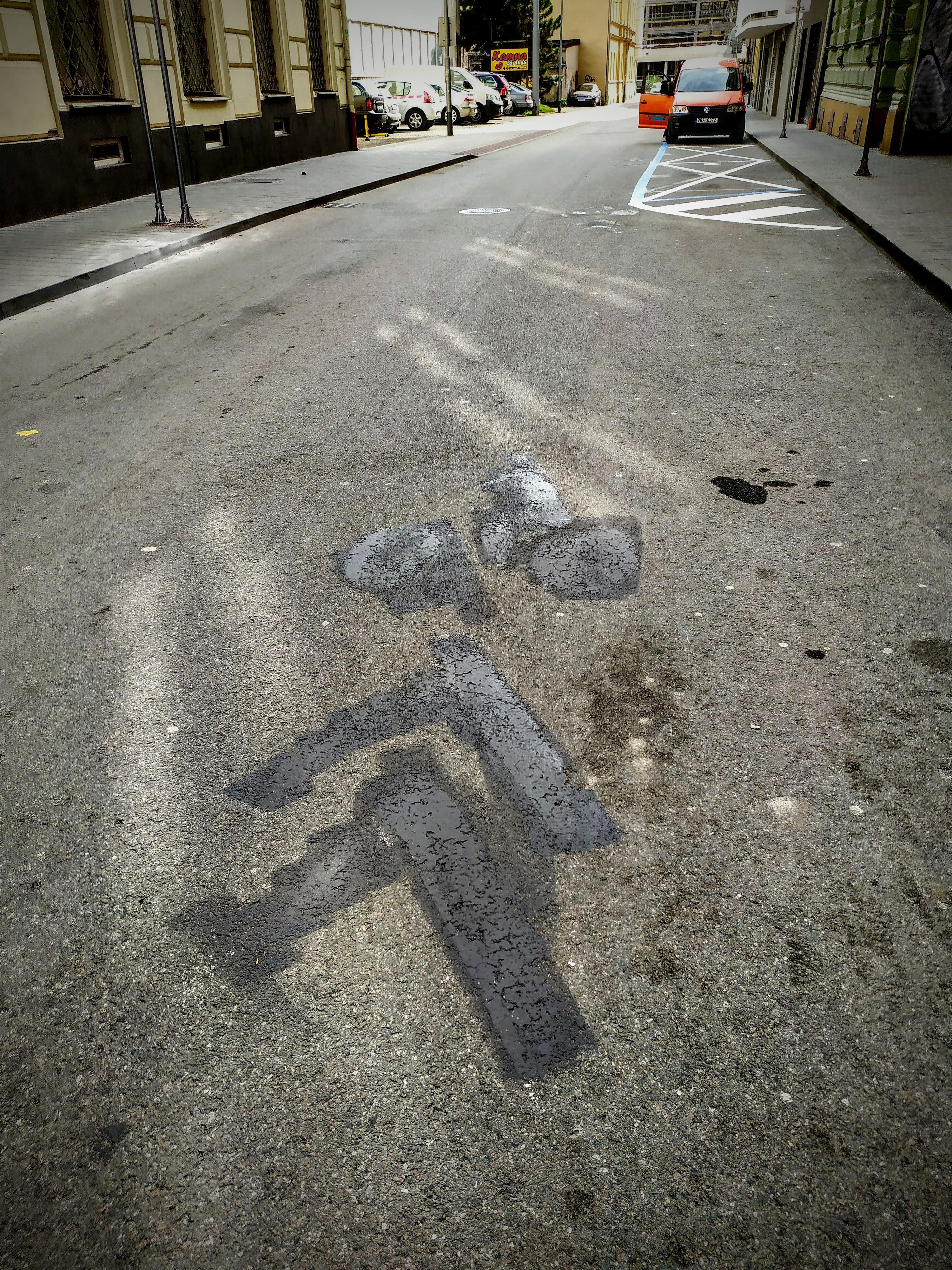 Brno na kole a občané zažalovali zrušení bezpečných cykloobousměrek v Brně
