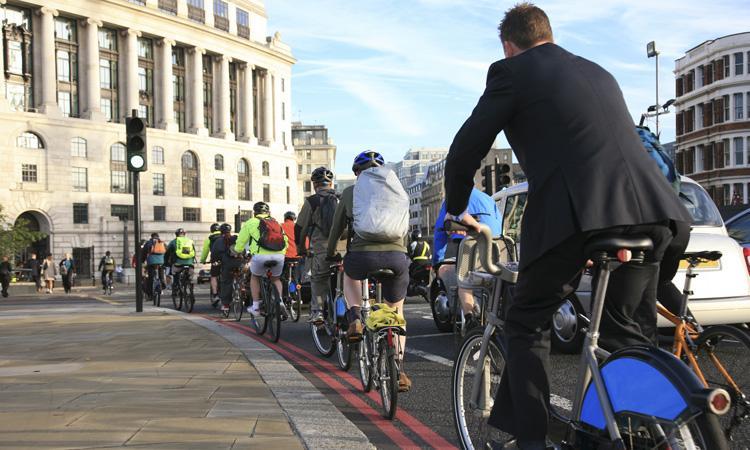 Do práce na kole a ještě ušetřit na daních?